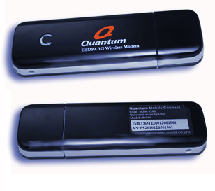 HSDPA -3.5G-Qulcomm-Quantum-PS860 With MSM 6290 USB Adapter  Mobile ExpressCard-7.2 Mbps data