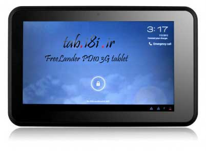 Freelander PD10 3G tablet