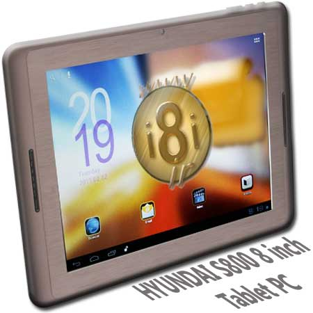 Hyundai S800 8GB Tablet PC