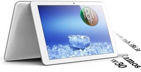 Ramos W30 Quad Core Samsung Exynos4412 10.1 inch Tablet PC
