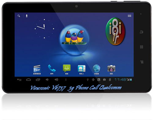 Viewsonic vb737- 3G Phone Call Bluetooth Tablet PC